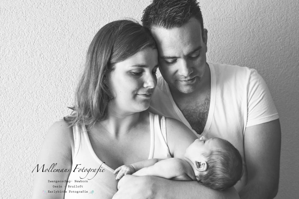 Mollemans fotografie, newborn, beek en donk